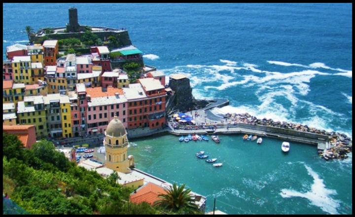 Italy! Italie! – Cinque Terre,Almost