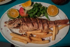 Fried Red Snapper - YUM